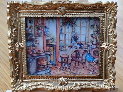Picture 205 - Kitchen Scene