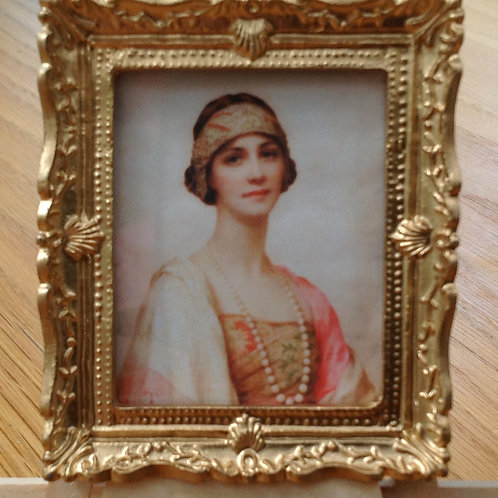 Picture 92 - Deco Lady