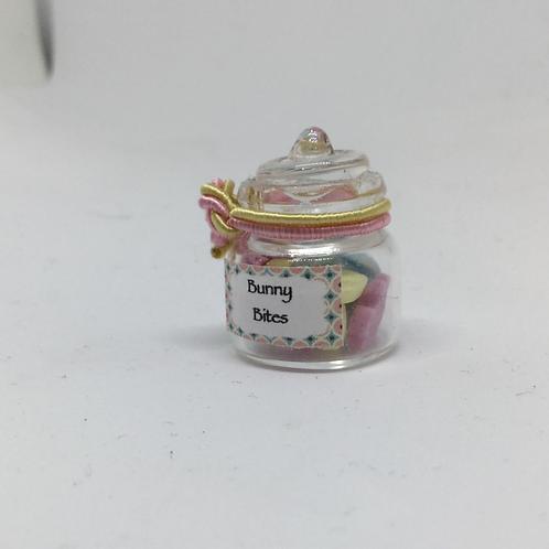 Bunny Bites Jar