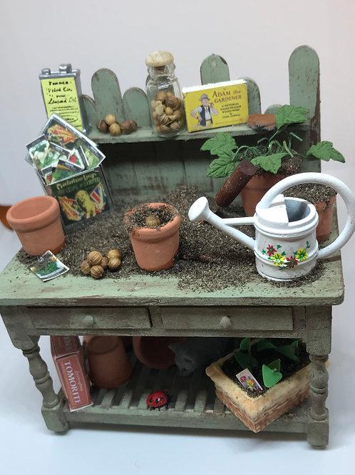 Gardeners Potting Bench