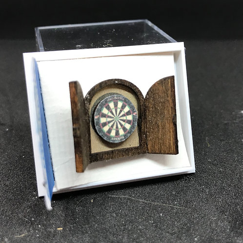 1/48th  - DART BOARD