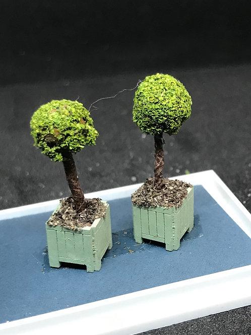 1/48th  - TOPIARY GREEN