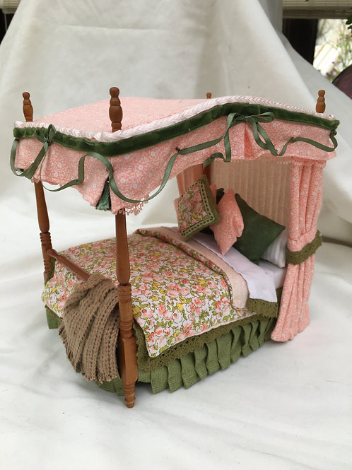 Double Four Poster Bed - Penny