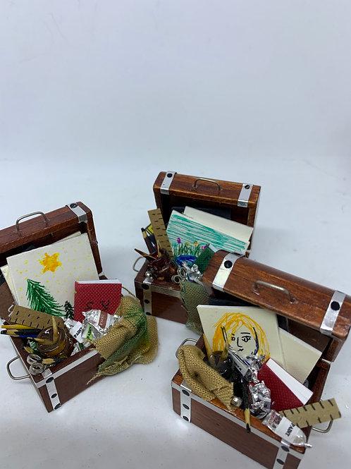Artist Box (Various Designs)