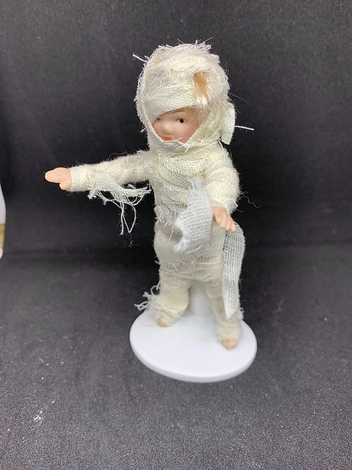 Maud the Mummy - Halloween Dressed doll