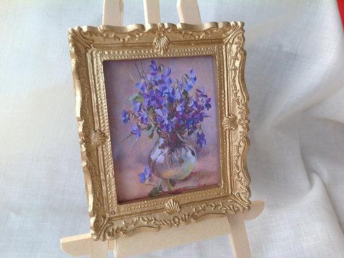 Picture 87 - Violets