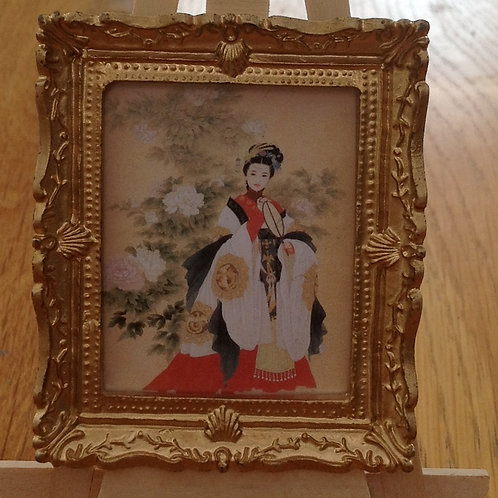 Picture 147 - Oriental Lady