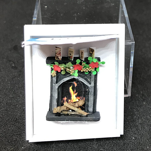 1/48th  - FIRE SURROUND XMAS
