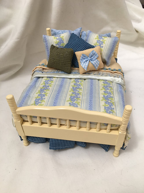 Double Bed - Rebecca