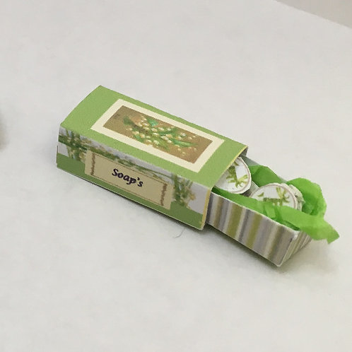 Lily of the Valley Soap Box