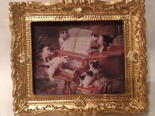 Picture 1 - Musical Cats