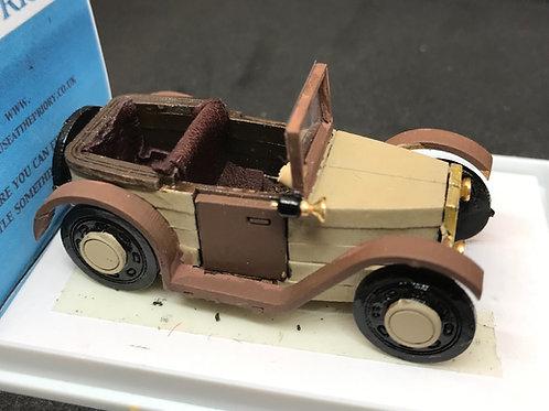 1/48th  - SMALL CAR