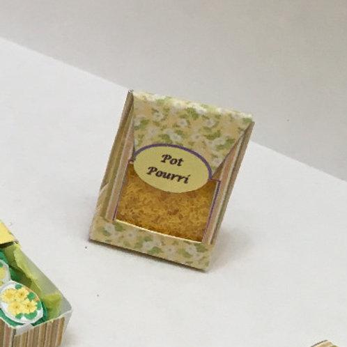 Primrose Pot Pourri Box