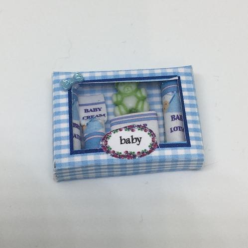 Baby Toiletries - Blue