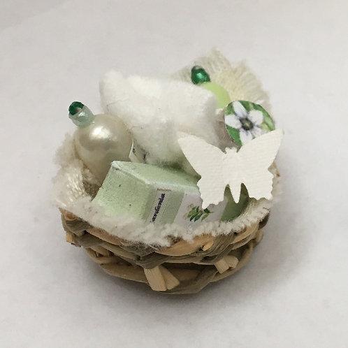 Gardenia Toiletries Basket Display