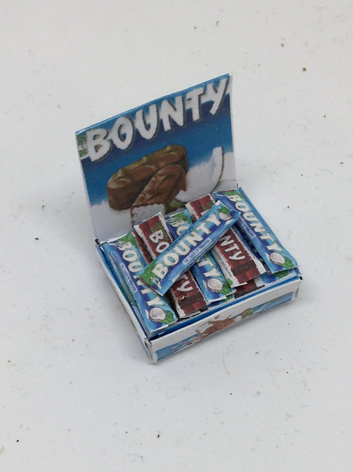 Bounty Counter Display