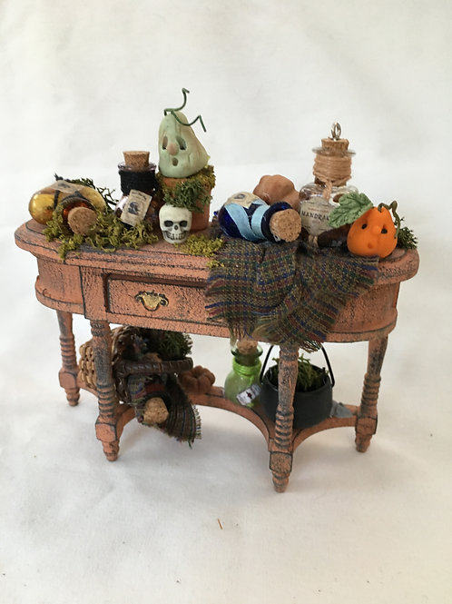 Halloween / Spooky Sideboard