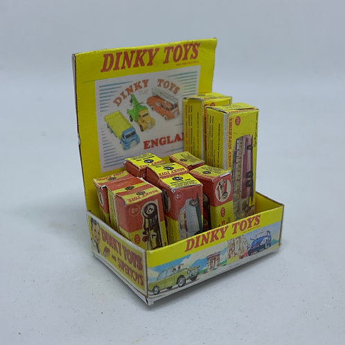Display Counter - Dinky Toy