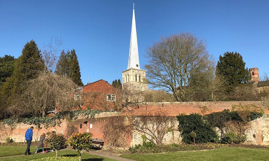 St Mary's Hemel Hempstead_Matt Brown_Fli