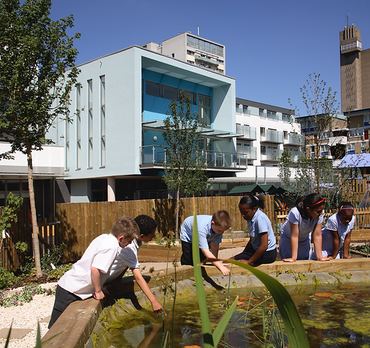 St Thomas CE Primary School and Flats_lo