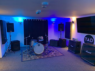 TAD Studios Live Room 2