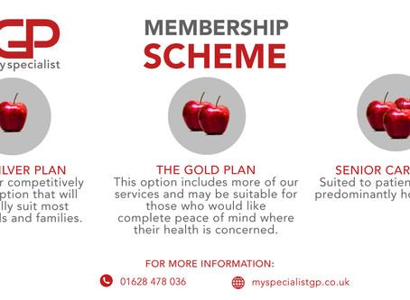 Membership Now Open!