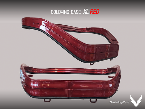 Goldwing-case XL RED