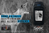 #see the #unseen with #seekthermal  by #