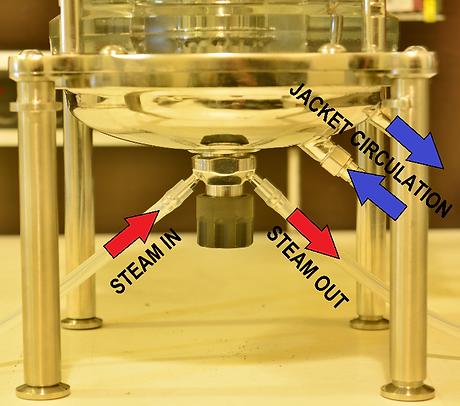5L bioreactor sampler
