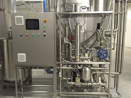 Pilot scale bioreactor