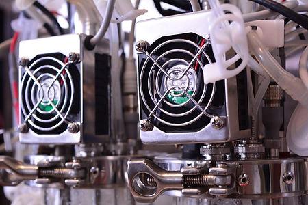1l liter lab bioreactor peltier condenser