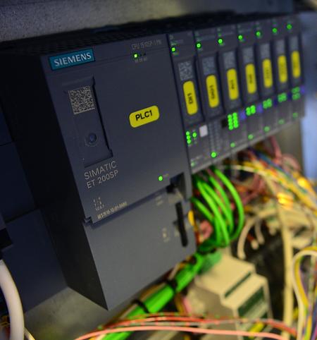 bioreactor siemens simatic automation
