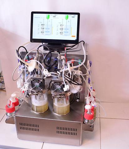 1L fermentation bioreactor