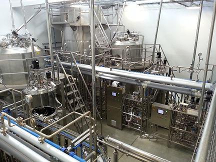 Bio fertilizer production facility industrial bioreactor