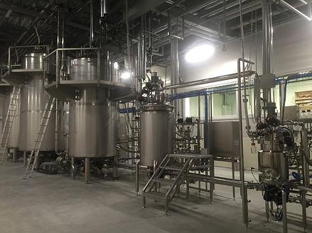 Industrial bioreactors Whey waste recycling