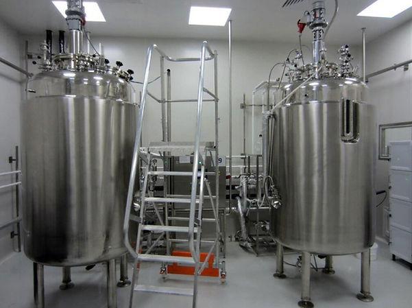 Industrial Bioreactors dairy industry