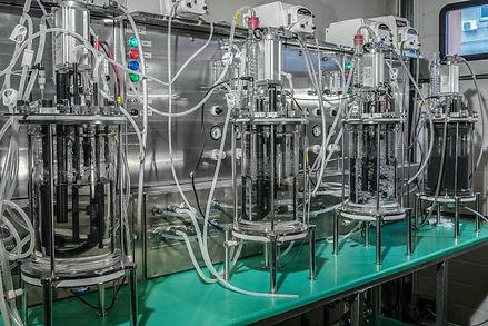 Bioleaching bioreactors