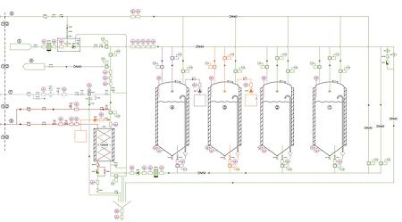 CIP schematic