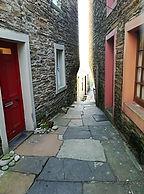 An intriguing corner of Stromness street