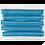 "Thumbnail: Prozone一次性無紡布條形帽 - 藍色 (風琴) 18"", 21"" ( 100個/包 )"