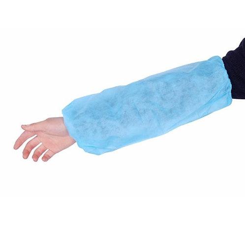 Prozone一次性無紡布袖套 - 藍色 ( 100個 )
