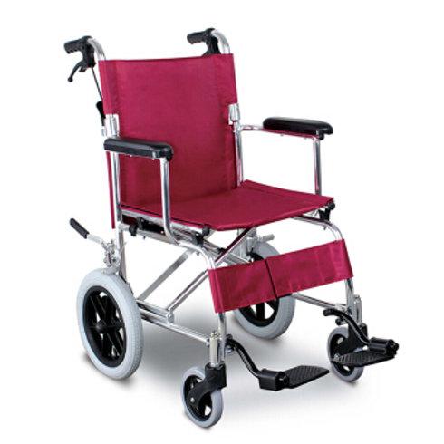 Aluminum Wheelchair 鋁合金輕車架輪椅