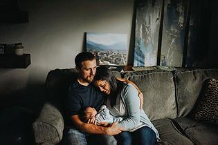 Whitehall Wisconsin In Home Unposed Lifestyle Newborn Photographer