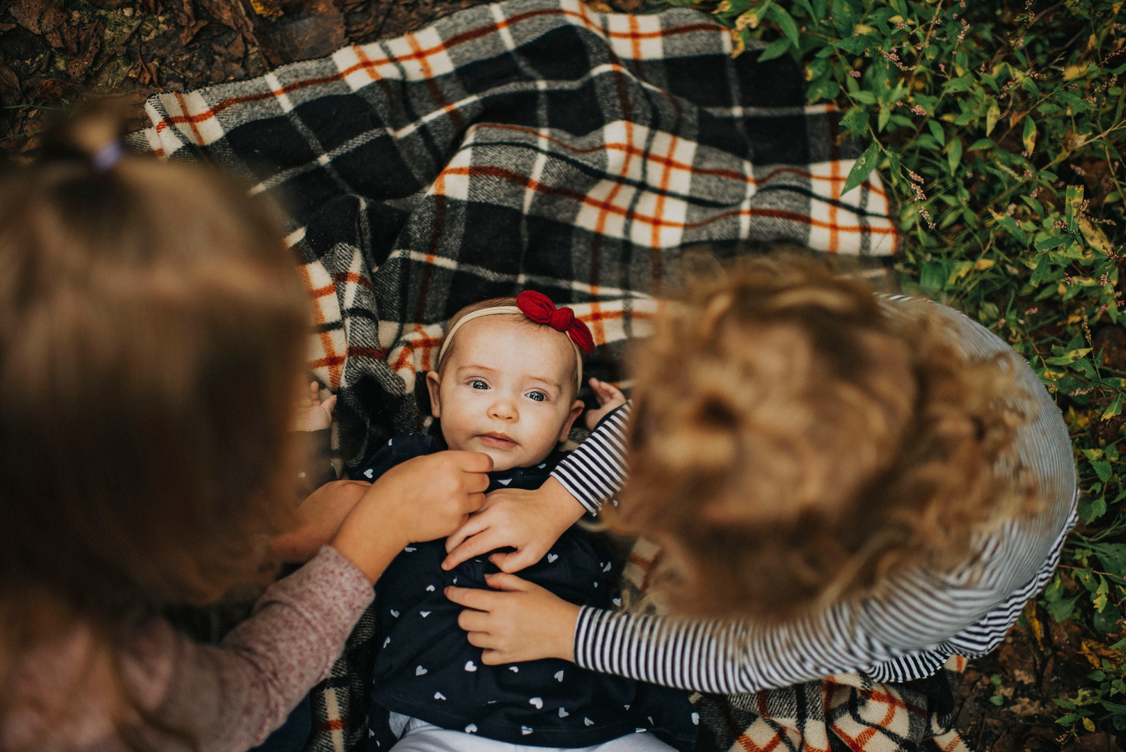 Arcadia Wisconsin Outdoor Unposed Lifestyle Family Photographer