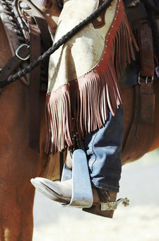 Leather and Spurs