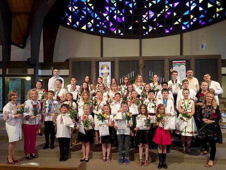 12-й Фестиваль Української класичної та народної музики у Сакраменто, Каліфорнія