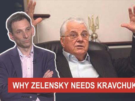 WHY ZELENSKY NEEDS KRAVCHUK? | Vitaliy Portnykov