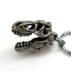 Clippy T-rex Keychain