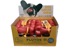 Cheese and Pork Ham Bone Chews for Dogs