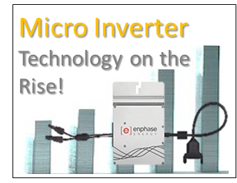 Enphase Micro Inverters, Solar Micro inverters, Micro inverters technology in Alaska